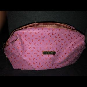 Used Trina Turk Makeup Bag